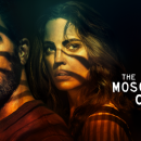 Watch Justin Theroux and Melissa George in the trailer for The Mosquito Coast for Apple TV+