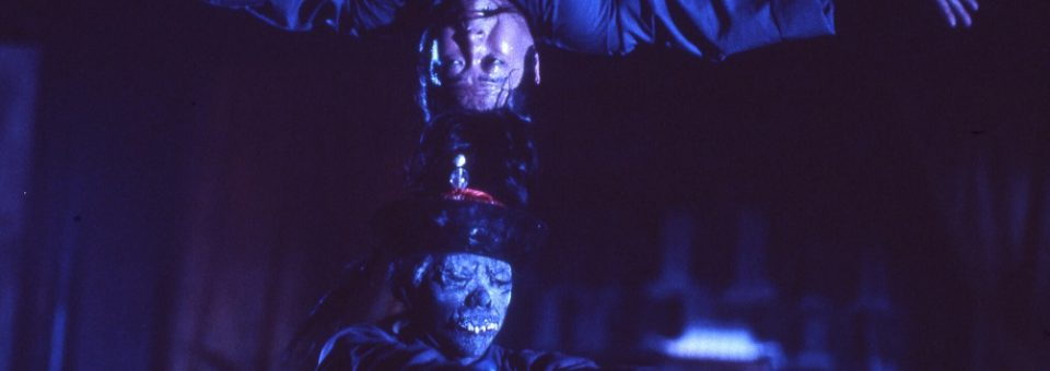 Win Sammo Hung's Encounter of the Spooky Kind on Blu-ray