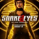 Check out the character posters and featurette for Snake Eyes: G.I. Joe Origins