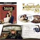 Labyrinth is getting a new 4K Ultra HD limited edition release to celebrate its 35th anniversary