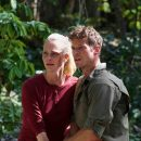 Check out Poppy Delevingne and Chad Michael Collins in the first look at Assailant