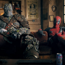 Deadpool and Korg React to the Free Guy trailer