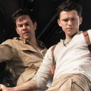 Tom Holland and Mark Wahlberg talk about Uncharted in the new video